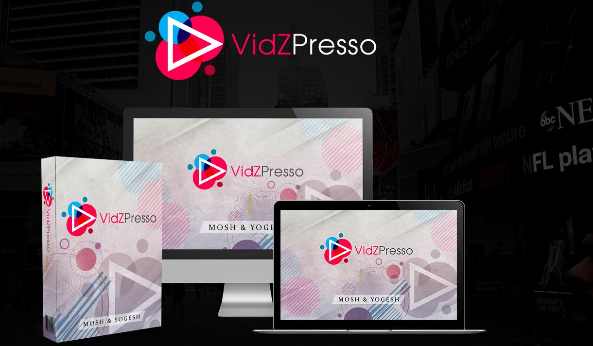 vidzpresso review and bonus