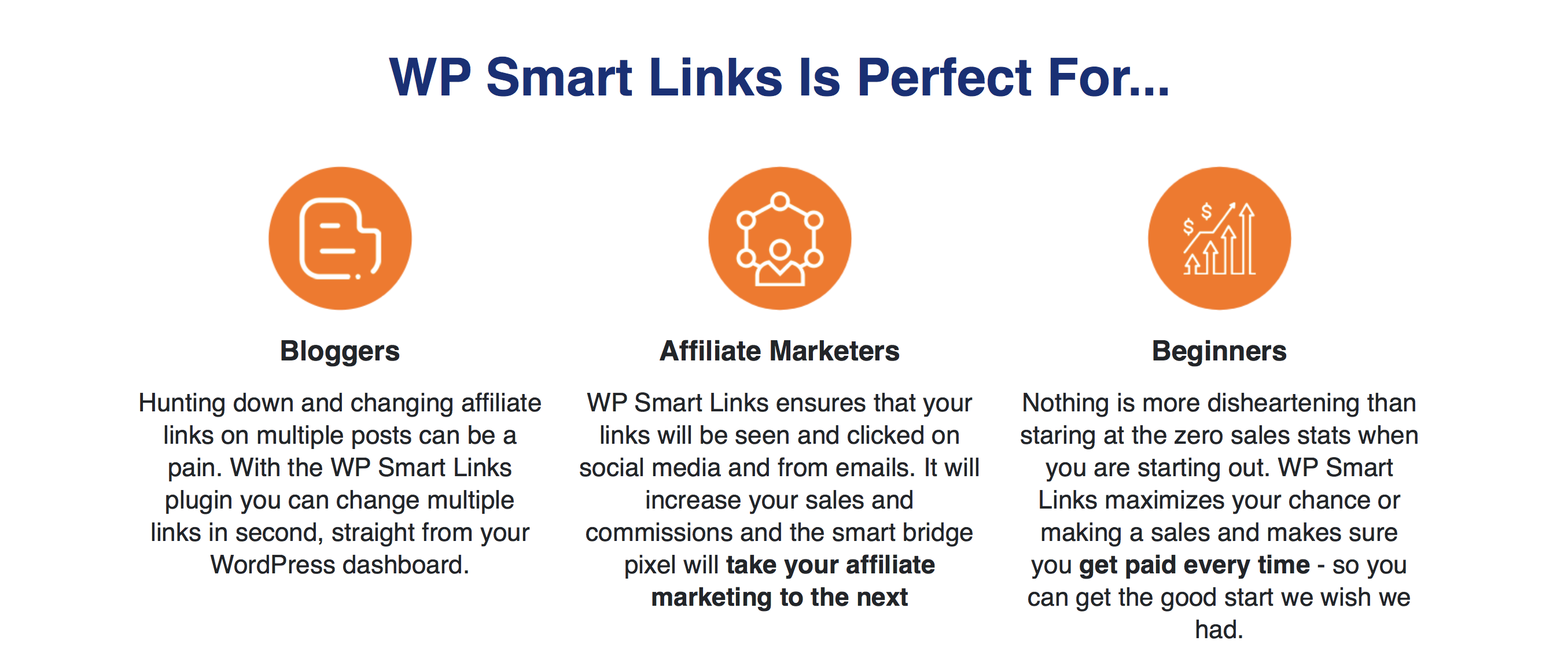 WP Toolkit Smart Links